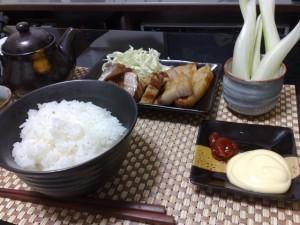 角煮&タラ&セロリ